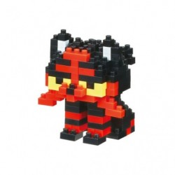 Nanoblock Litten japan plush