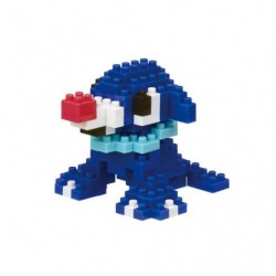 Nanoblock Popplio japan plush