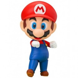 Nendoroid Mario(Rerelease) Super Mario japan plush