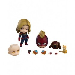 Nendoroid Captain Marvel: Hero's Edition DX Ver. Captain Marvel japan plush