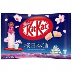 Kit Kat Mini Nihonshu japan plush