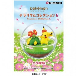 Terrarium Collection 6 Box japan plush