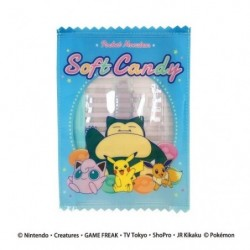 Vynil Pocket Snorlax japan plush