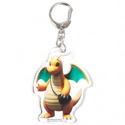 Keychain Dragonite japan plush