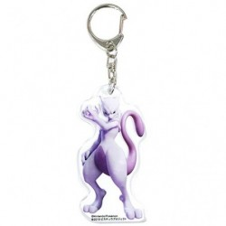 Keychain Mewtwo japan plush