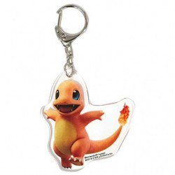 Keychain Charmander japan plush