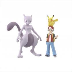 Figure Pokemon World Scale Kanto Red japan plush