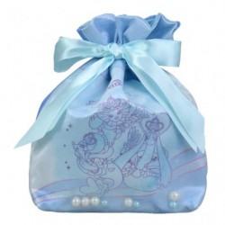 Bag Pocket Oceanic Operetta Blue Snubbull japan plush