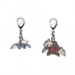 Metal keychain Drilbur Excadrill 529・530 japan plush