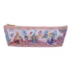 Clear Pen Case Oceanic Operetta Pink japan plush