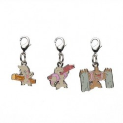 Porte-clé métal Charpenti Ouvrifier Bétochef 532・533・534 japan plush