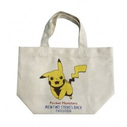 Bag Mewtwo Strike Pikachu japan plush