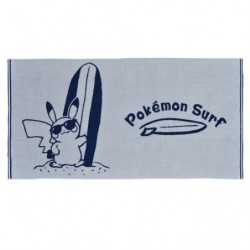 Serviette Large Pokémon Surf japan plush