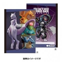 Note Mewtwo Strike japan plush