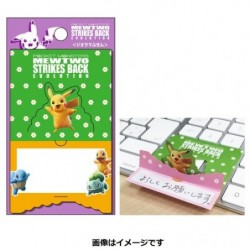 Bookmark Mewtwo Strike B japan plush