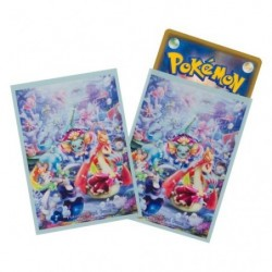 Pokemon Card Sleeves Oceanic Operetta Show japan plush