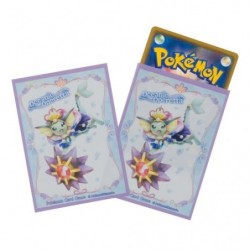 Pokemon Card Sleeves Oceanic Operetta Vaporeon japan plush