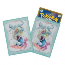 Pokemon Card Sleeves Oceanic Operetta Primarina japan plush