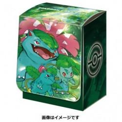 Pokemon Deck Box Florizarre japan plush