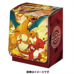 Pokemon Deck Box Dracaufeu japan plush