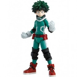 figma Izuku Midoriya(Rerelease) My Hero Academia japan plush