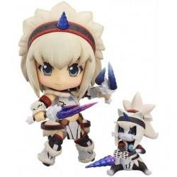 Nendoroid Hunter: Female - Kirin Edition(Rerelease) Monster Hunter 4 japan plush