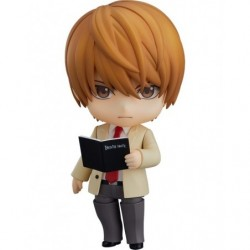 Nendoroid Light Yagami 2.0 DEATH NOTE japan plush