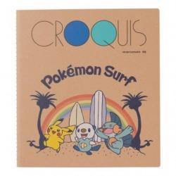 Book SQ Pokémon Surf japan plush