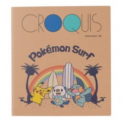 Cahier SQ Pokémon Surf