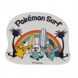 Sticker Pokémon Surf Rainbow japan plush