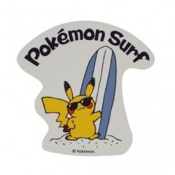 Sticker Pokémon Surf Pikachu japan plush