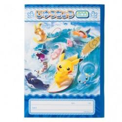 Cahier Pokémon Surf japan plush