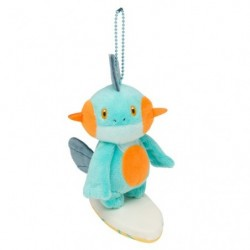 Keychain Plush Marshtomp Pokémon Surf japan plush