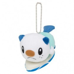 Keychain Plush Oshawott Pokémon Surf