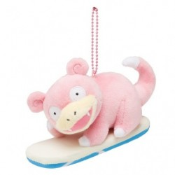 Keychain Plush Slowpoke Pokémon Surf japan plush