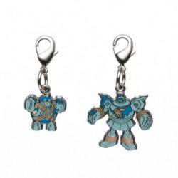 Porte-clé métal Gringolem Golemastoc 622・623 japan plush