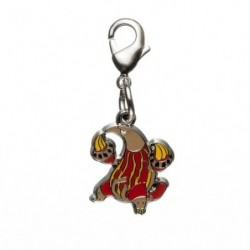 Metal Keychain 631 japan plush