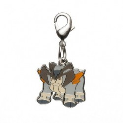 Metal keychain Terrakion 639 japan plush