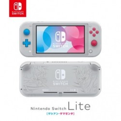 Nintendo Switch Lite Pokémon Zacian et Zamacenta japan plush