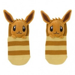 Socks Eevee Face japan plush