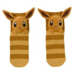 Chaussettes Visage Evoli japan plush