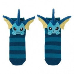 Socks Vaporeon Face japan plush