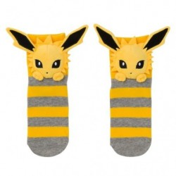 Socks Jolteon Face japan plush