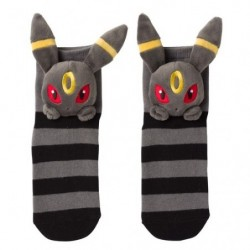 Socks Umbreon Face japan plush