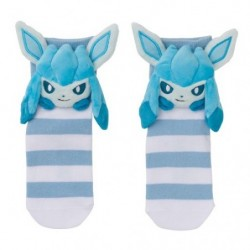 Socks Glaceon Face japan plush