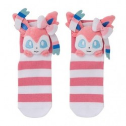 Socks Sylveon Face japan plush