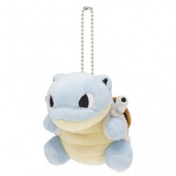 Peluche Porte Cle Pokedolls Tortank japan plush