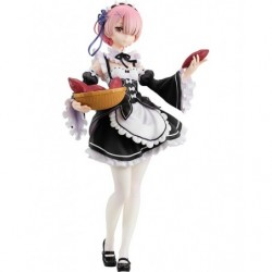 Ram: Tea Party Ver. Re:ZERO -Starting Life in Another World- japan plush