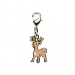 Metal keychain Stantler 234 japan plush