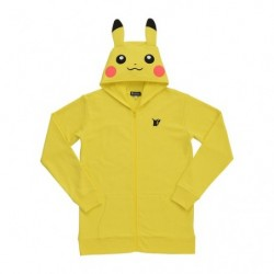Sweater Pikachu Ears Anti UV